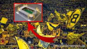 Borussia Dortmund: SO hast du den Signal Iduna Park noch nie gesehen - Der Westen