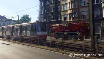 Unfall in Dortmund: Mann wird von Stadtbahn erfasst – und stirbt - ruhr24.de