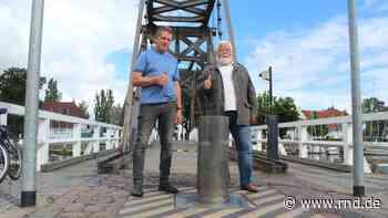 """Greifswald: """"Problempoller"""" an Brücke sorgt immer wieder für Unfälle - RND"""