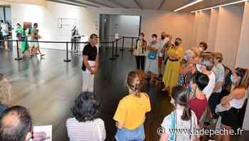 Rodez. La fréquentation explose au musée Soulages - LaDepeche.fr