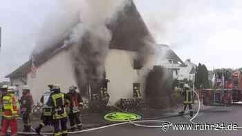 Dortmund: Feuer-Drama in Aplerbeck - Person vermisst - ruhr24.de