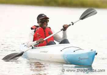 Kayaking a great water workout - The Gazette