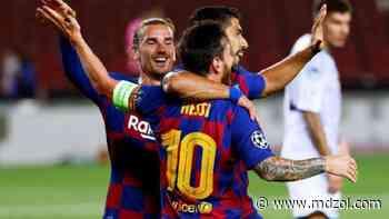 """""""El cazador de sueños, el rey de reyes"""": tremendo relato del gol de Messi - MDZ Online"""