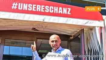 """Manuel Sternisa: """"Wir bauen keine Luftschlösser"""" - Augsburger Allgemeine"""