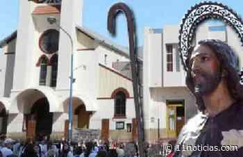 Comenzó la novena de San Roque con formato virtual - 11NOTICIAS