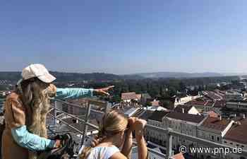 Schatzsuche über den Dächern von Braunau - Simbach am Inn/Braunau am Inn - Passauer Neue Presse