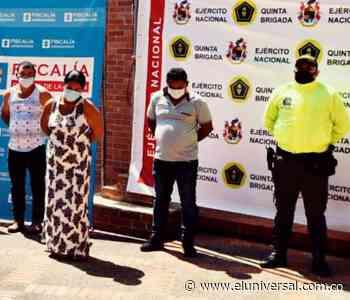 Capturan a 5 miembros del Eln en Santa Rosa del Sur - El Universal - Colombia