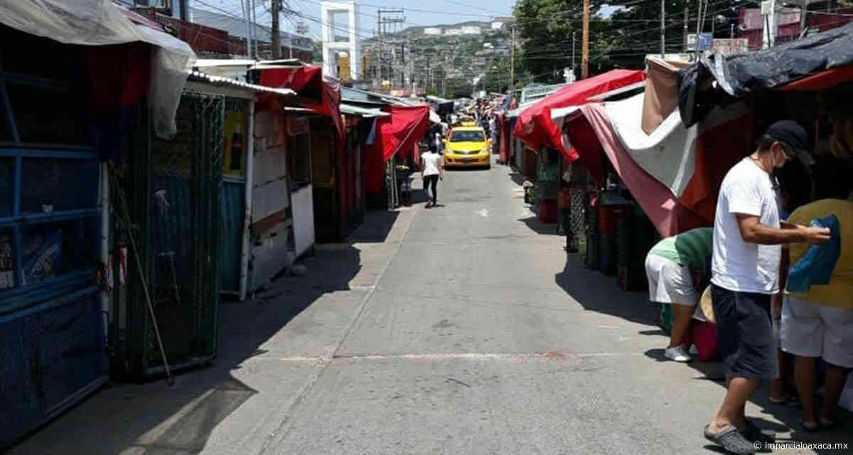 Comercio informal acapara las calles de Salina Cruz, Oaxaca - El Imparcial de Oaxaca