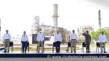 Alcanza 86% de avance rehabilitación de refinería en Salina Cruz - Ciudadania Express