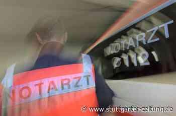 Unfall in Bietigheim-Bissingen - Radfahrer prallt gegen Auto und wird schwer verletzt - Stuttgarter Zeitung