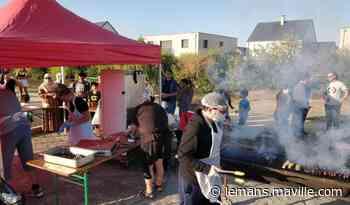 Allonnes. Soirée barbecue et ciné au parc Avice - maville.com