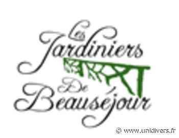 Découverte du parc Beauséjour samedi 4 juillet 2020 - Unidivers
