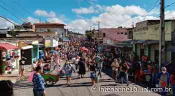 Feiras de Caruaru, Santa Cruz do Capibaribe e Toritama voltam a funcionar a partir deste domingo - NE10 Interior