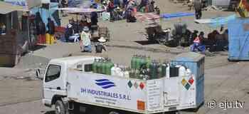 Solo un hospital en La Paz genera su propio oxígeno y está saturado - eju.tv