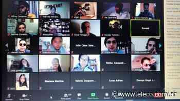 La Paz y Tandil en un encuentro del ciclo diálogos por la juventud de América de la red de Mercociudades - El Eco de Tandil