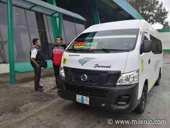 Los Reyes La Paz y Valle de Chalco, focos rojos en robos a transporte público - Milenio