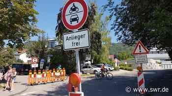 Parkverbote nach Ufersperrung in Sipplingen werden nicht eingehalten   Friedrichshafen   SWR Aktuell Baden-Württemberg   SWR Aktuell - SWR