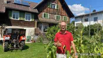 Riebelmais von Richard Dietrich aus Lauterach in Vorarlberg - SWR