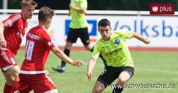VfB Friedrichshafen bekommt zum Auftakt einen unangenehmen Gegner - Schwäbische