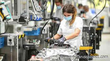 Autozulieferer: ZF Friedrichshafen rutscht in die Verlustzone - Handelsblatt