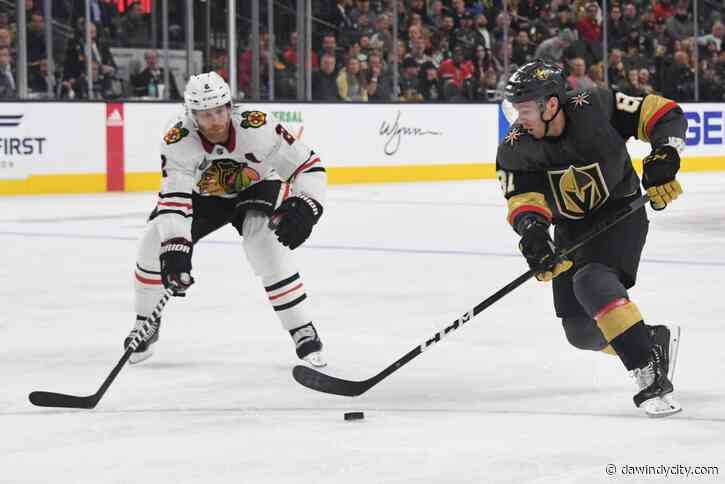 Chicago Blackhawks: Vegas Golden Knights will be a tough opponent