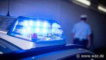 Unbekannter bedrängt Polizei Gelsenkirchen bei Einsatz - WAZ News