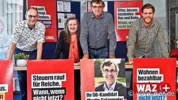 Kämpferisch für ein lebenswertes Gelsenkirchen ohne Armut - WAZ News