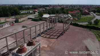 Casale Monferrato, un campeggio nell'ex fabbrica di cemento - La Stampa
