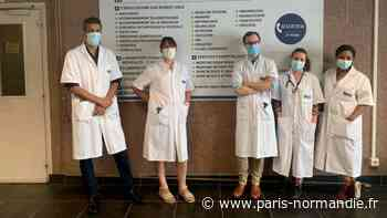Du changement prévu à l'hôpital d'Elbeuf-Louviers avec la mutualisation des services - Paris-Normandie