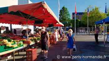 Covid-19. Premier bilan du marché masqué à Caudebec-lès-Elbeuf : les clients toujours présents - Paris-Normandie