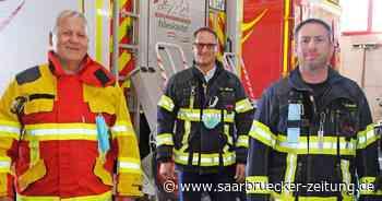 Feuerwehren in Blieskastel sind trotz Corona voll einsatzfähig - Saarbrücker Zeitung