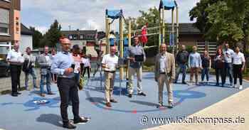Europawit einzigartiger Projekt gestartet: Interaktiver Spielplatz in Menden - Lokalkompass.de