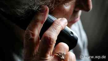 Menden: 85-Jährige übergibt Geld an falschen Polizisten - WP News