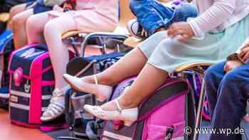 Menden: Bei Einschulung nur zwei Begleitpersonen erlaubt - WP News