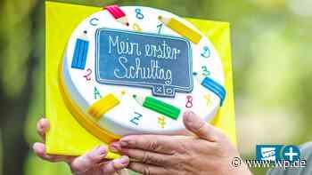 Einschulung in Menden: Unsicherheit wegen Corona-Regeln - WP News