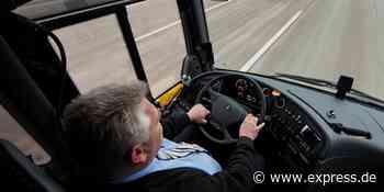 Ohne Ticket in Weeze: Männer bewerfen Busfahrer mit Steinen - EXPRESS