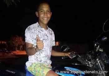 Murió Alex tras ser herido a bala en Astrea   EL PAÍS VALLENATO - El País Vallenato