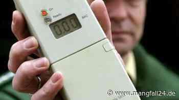 Polizei stoppt betrunkenen Autofahrer bei Kontrolle in Grafing - mangfall24.de