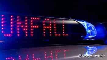 Tödlicher Verkehrsunfall in Pfullendorf - Minderjähriger fährt gegen Mauer, 14-Jähriger stirbt an seinen Verletzungen | Friedrichshafen | SWR Aktuell Baden-Württemberg | SWR Aktuell - SWR