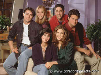 Delayed 'Friends' reunion to shoot in the next two weeks - Peace River Record Gazette
