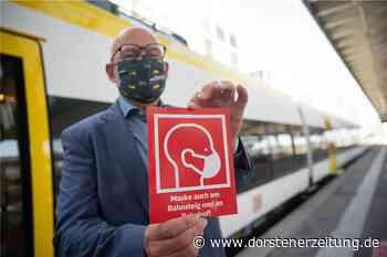 Verkehrsgesellschaften reagieren verhalten auf neue Maskenpflicht - Dorstener Zeitung