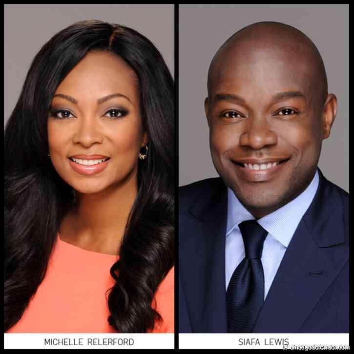 NBC 5 Chicago Announces New Anchor Lineup