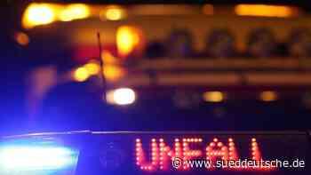 Fünf Verletzte bei drei Auffahrunfällen in einer Minute - Süddeutsche Zeitung