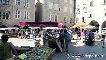 Villefranche-de-Rouergue. Le marché du samedi redynamisé place Notre-Dame - ladepeche.fr