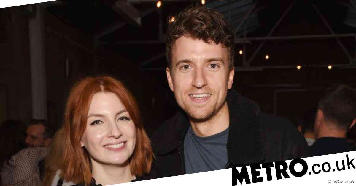 Greg James leads BBC Radio 1 presenters saying goodbye to Alice Levine after her final show