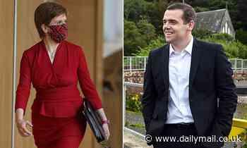 Scottish Tory leader heralds furlough scheme as key benefit of being part of Great Britain