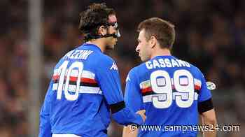 Entella come la Sampdoria: idea Cassano Pazzini - Sampdoria News 24