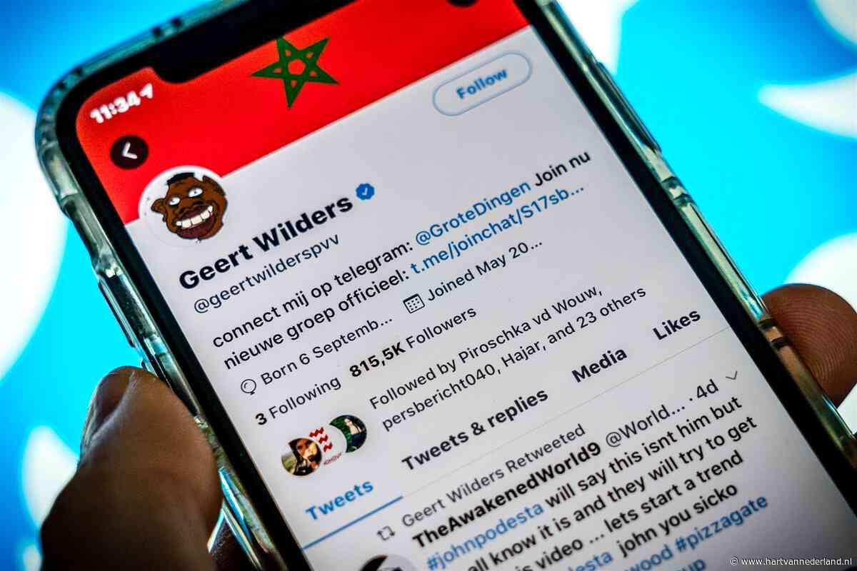 'Twitterhackers konden privéberichten van Geert Wilders inzien' - Hartvannederland.nl