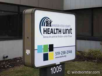 Windsor's COVID-19 cases increase by 11 over weekend