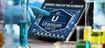 Yellow Cake-Aktie: Das Uranangebot wird knapp - das sollten Anleger wissen - 08.08.20 - Börse Online